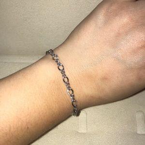 NWT. Sterling Silver Bracelet